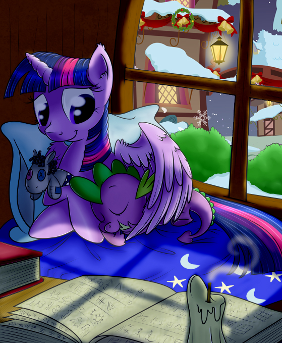 Twilight-e-Spike