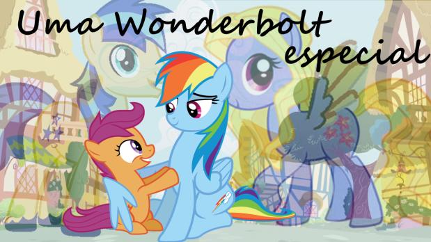 Uma Wonderbolt especial